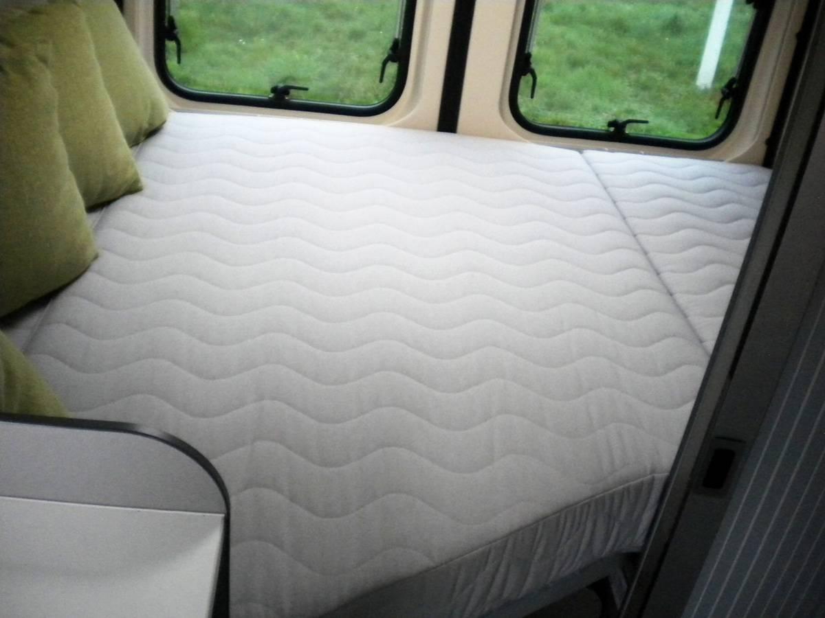 La literie – Vildé Mousse matelas camping car mobil home